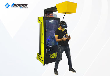 Touch Screen Self - Helped 800w VR Arcade Machine