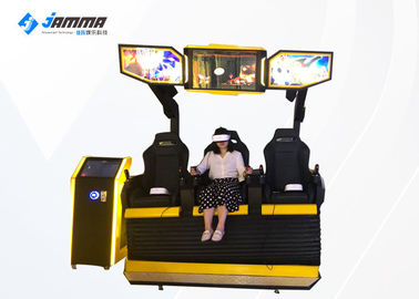 3 Dof Electric System 3 Seats 2.2×2.0×1.5M 9D VR Cinema